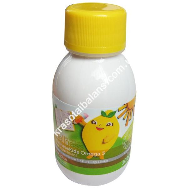Омега-3 для детей_1