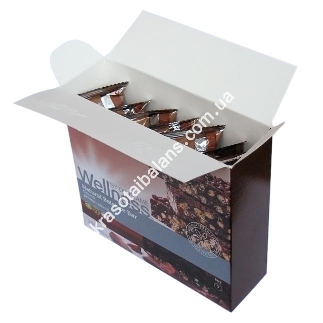Протеиновые батончики «Natural Balance» Шоколад_1