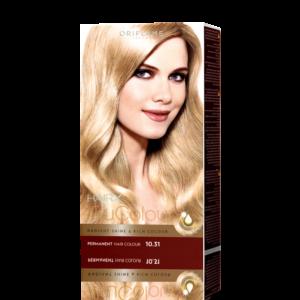 Стойкая краска для волос «Цвет-Эксперт» Светлый блонд