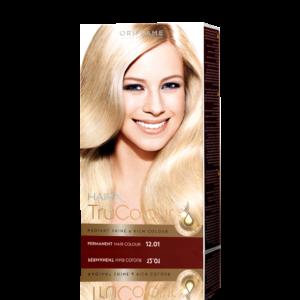 Стойкая краска для волос «Цвет-Эксперт» Ультрасветлый пепельный блонд