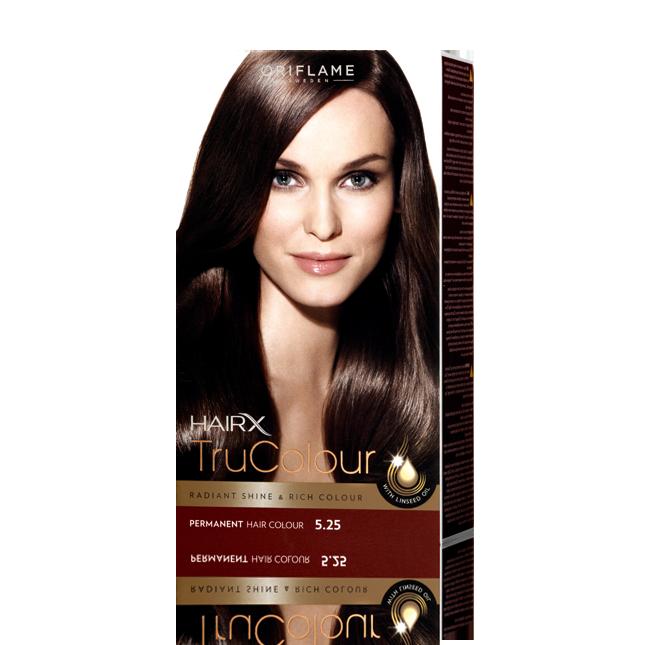 Стойкая краска для волос «Цвет-Эксперт» Интенсивный коричневый