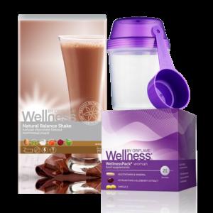 Wellness Life+ Шоколад. Энергия для женщин