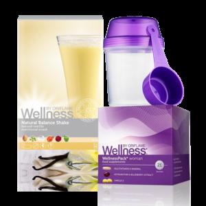Wellness Life+ Ваниль. Энергия для женщин