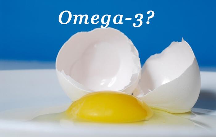 Откуда Омега-3 в Коктейле Natural Balance?