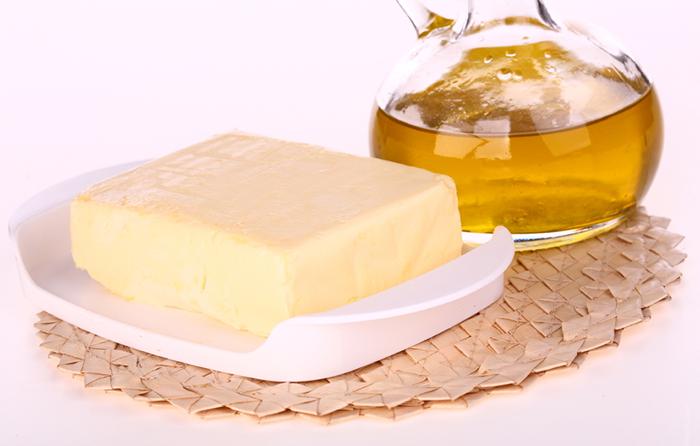 Масло, спред и маргарин