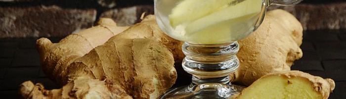 Имбирный чай. Рецепт Красота и Баланс