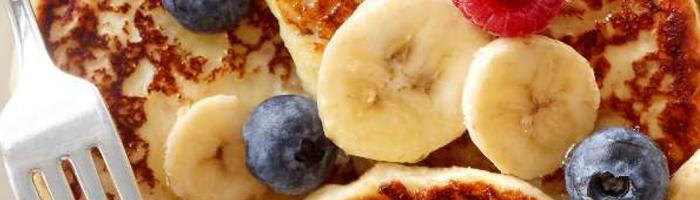 Сырники на ванильном протеине. Рецепт. Красота и Баланс