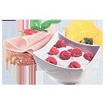Вариант завтрака для поддержания энергии и веса