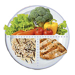 Вариант 1 обеда и ужина для поддержания энергии и веса