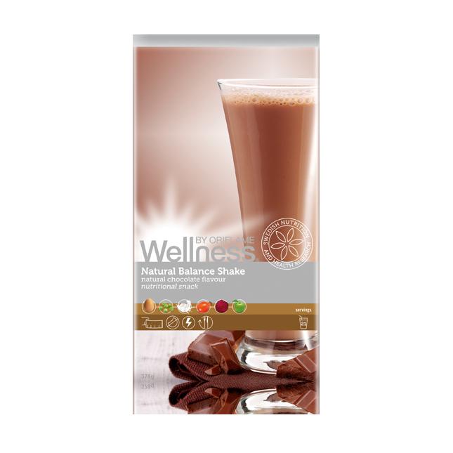 Сухая смесь для коктейля «Natural Balance» Шоколадный
