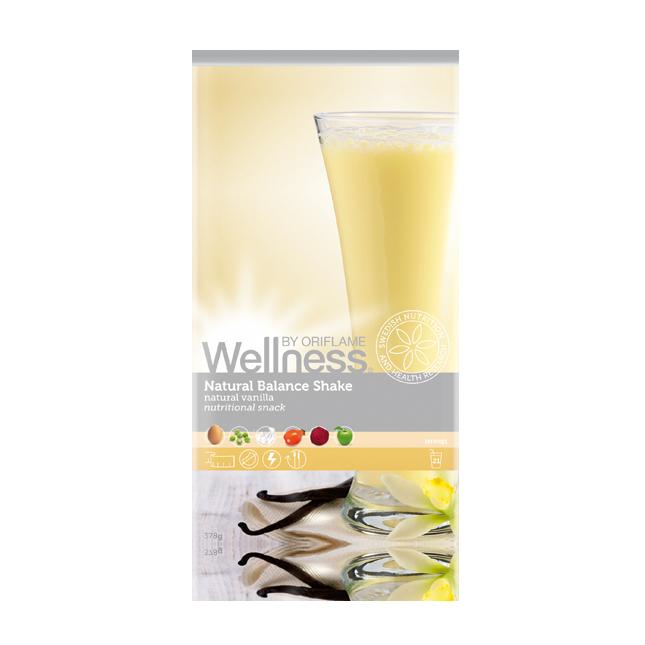 Сухая смесь для коктейля «Natural Balance» Ванильный