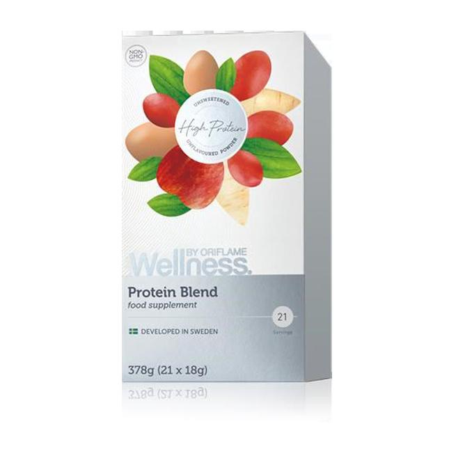 Протеиновый комплекс с нейтральным вкусом