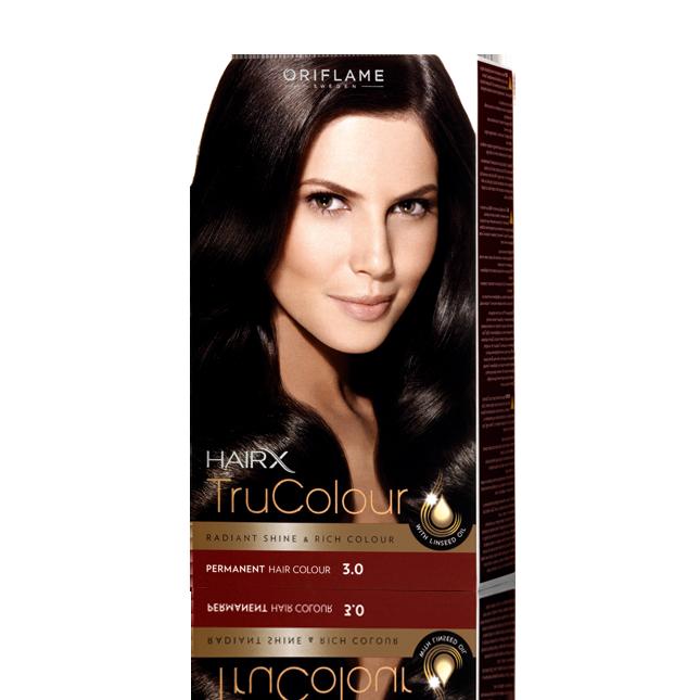 Cтойкая краска для волос «Цвет-Эксперт» - Темно-коричневый