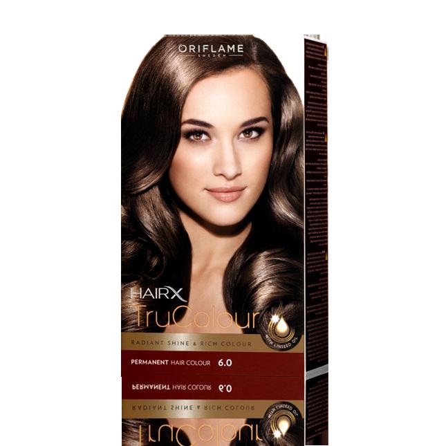 Cтойкая краска для волос «Цвет-Эксперт» -Светло-коричневый