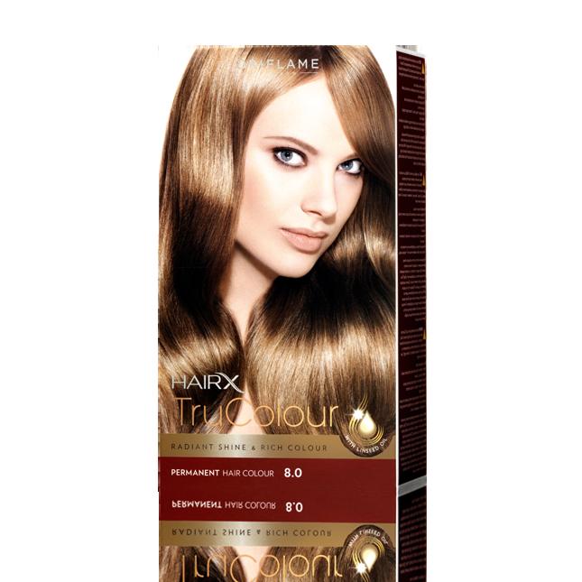 Cтойкая краска для волос «Цвет-Эксперт» - Русый