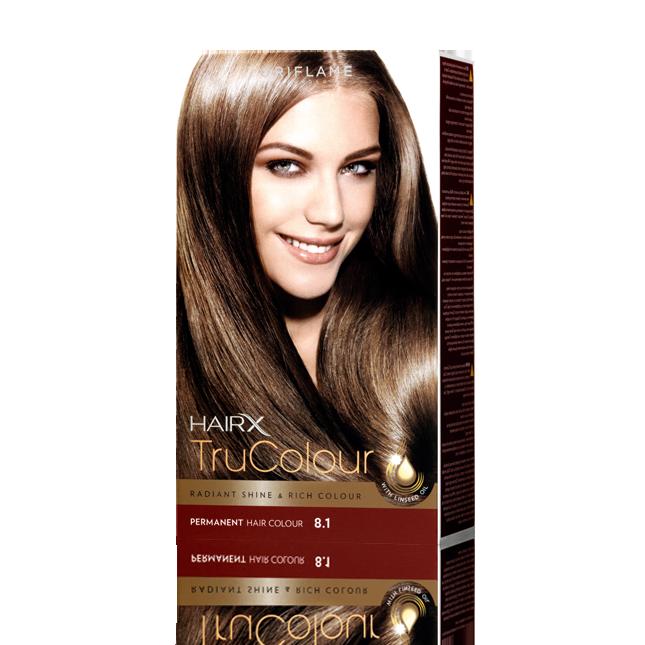 Cтойкая краска для волос «Цвет-Эксперт» - Пепельно-русый