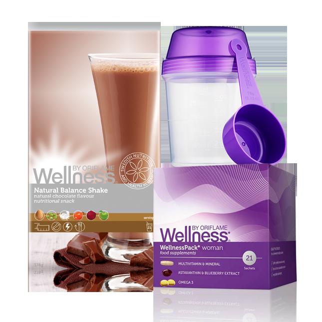 Wellness Life+ Шоколад. Энергия для женщин. Красота и Баланс