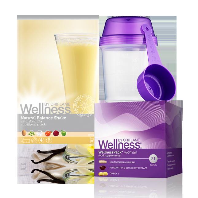 Wellness Life+ Ваниль. Энергия для женщин. Красота и Баланс