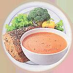 Вариант 2 обеда и ужина для поддержания энергии и веса